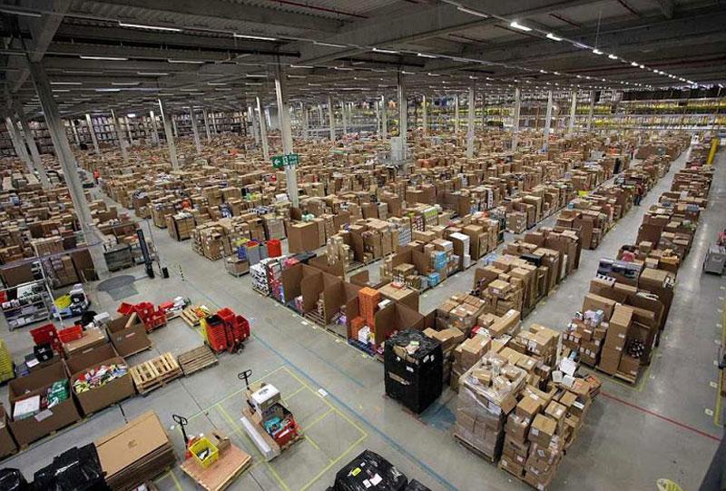 Amazon deposu